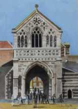 Cathedral Gateway, Norwich
