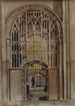 Stone Screen, Norwich Cathedral